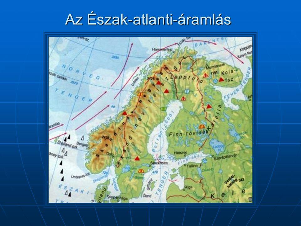 Az Észak-atlanti-áramlás