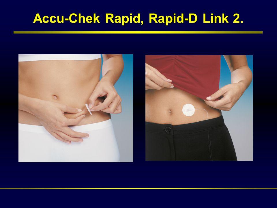Accu-Chek Rapid, Rapid-D Link 2.