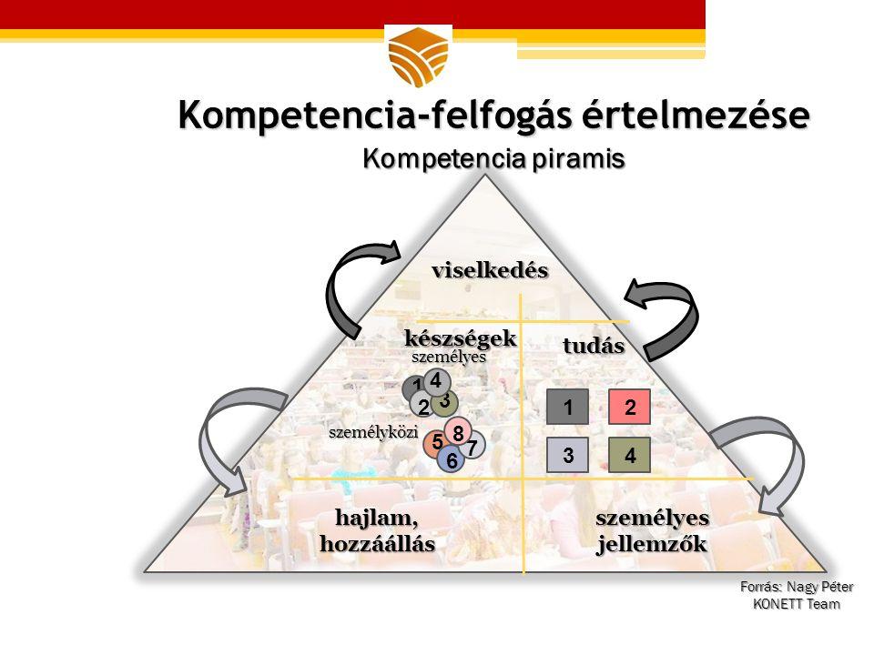 Kompetencia-felfogás értelmezése
