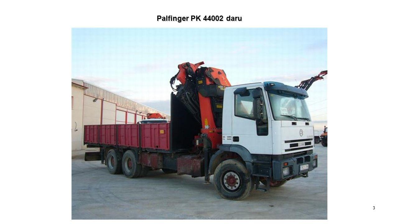 Palfinger PK 44002 daru