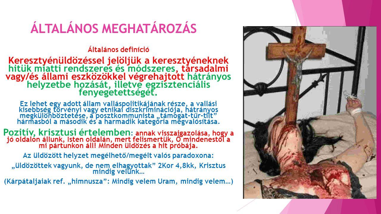 ÁLTALÁNOS MEGHATÁROZÁS