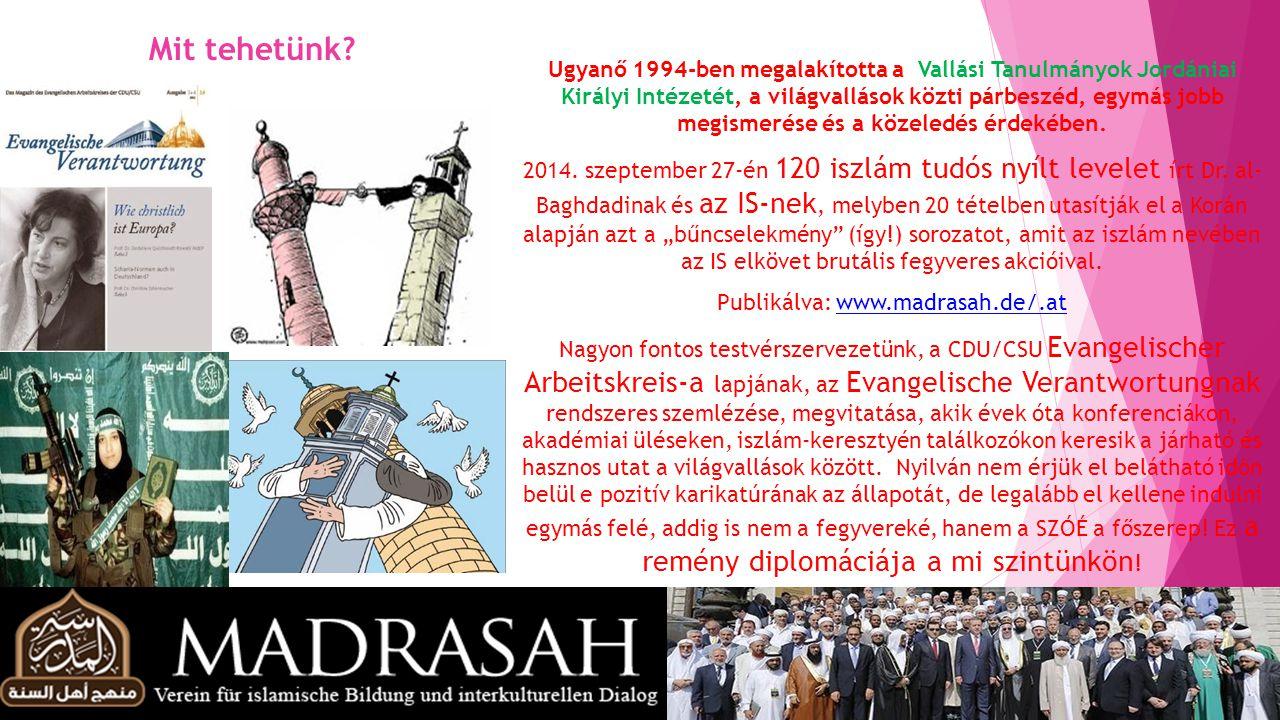 Publikálva: www.madrasah.de/.at