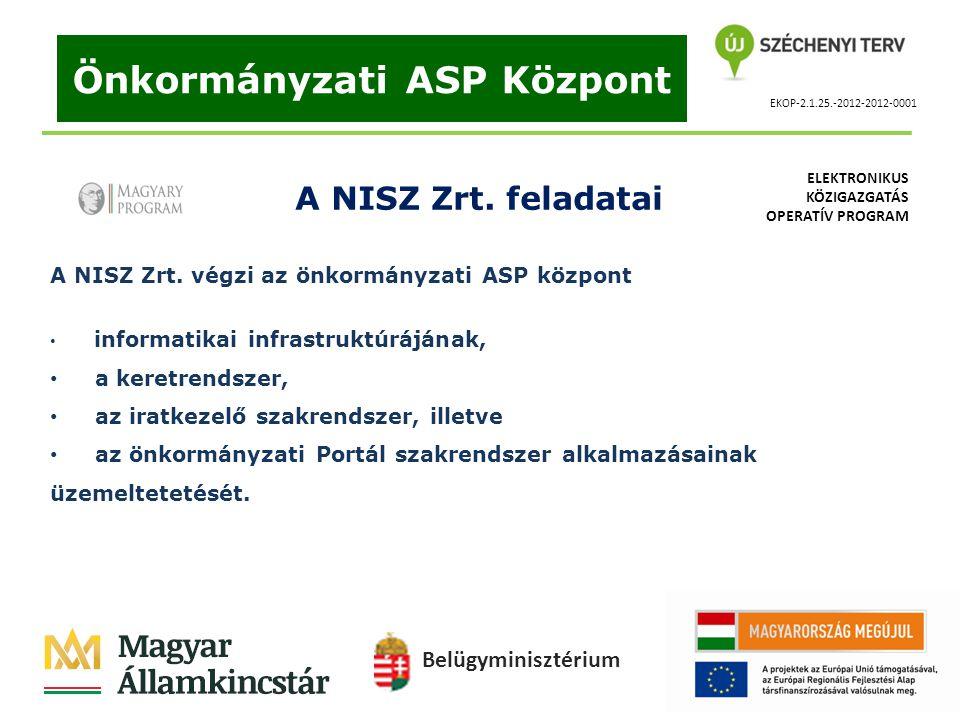 Önkormányzati ASP Központ