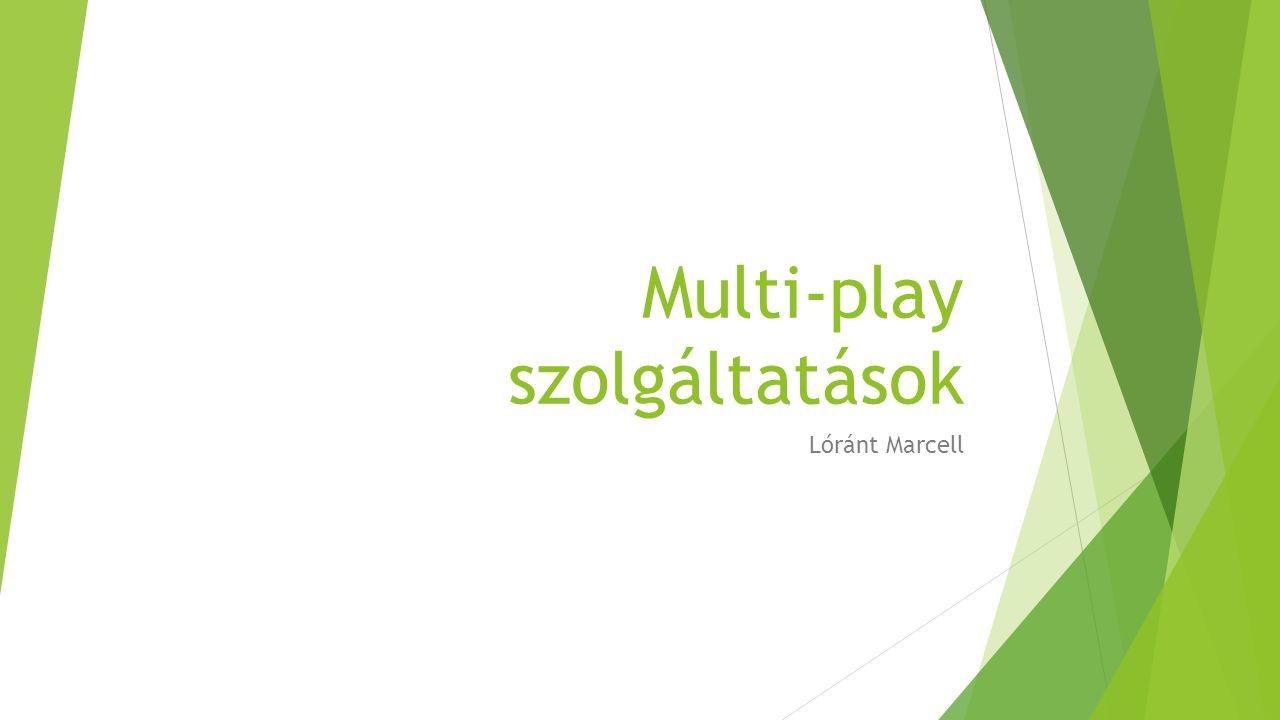 Multi-play szolgáltatások