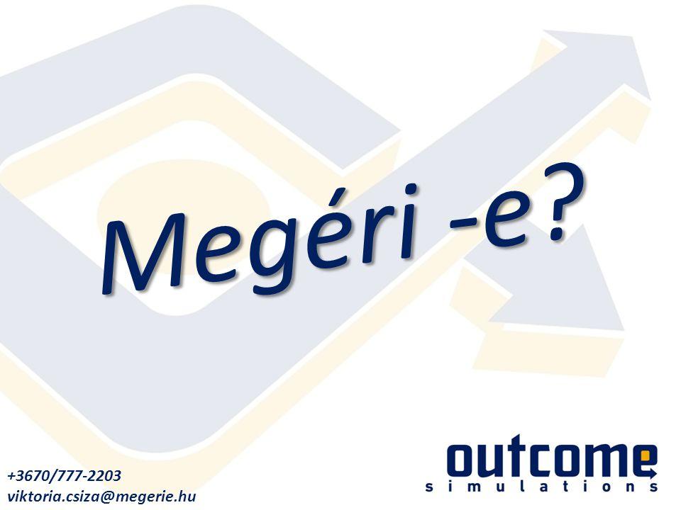 Megéri -e +3670/777-2203 viktoria.csiza@megerie.hu