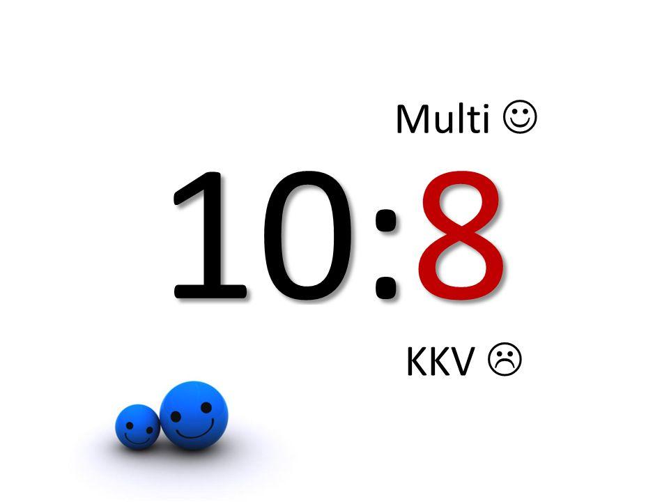 Multi  10:8 KKV 