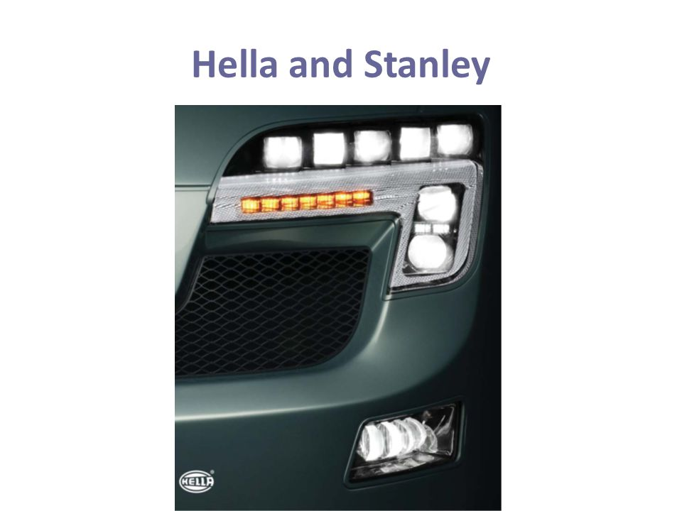 Hella and Stanley
