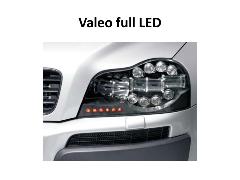 Valeo full LED