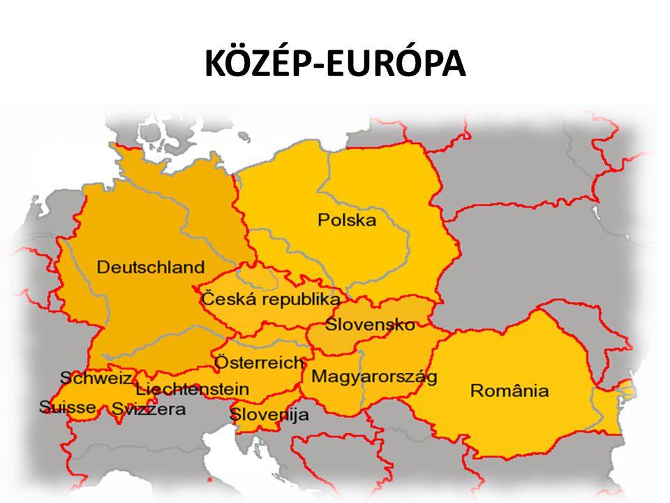 KÖZÉP-EURÓPA