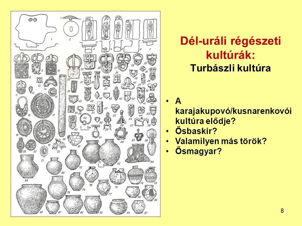 Dél-uráli régészeti kultúrák: Turbászli kultúra