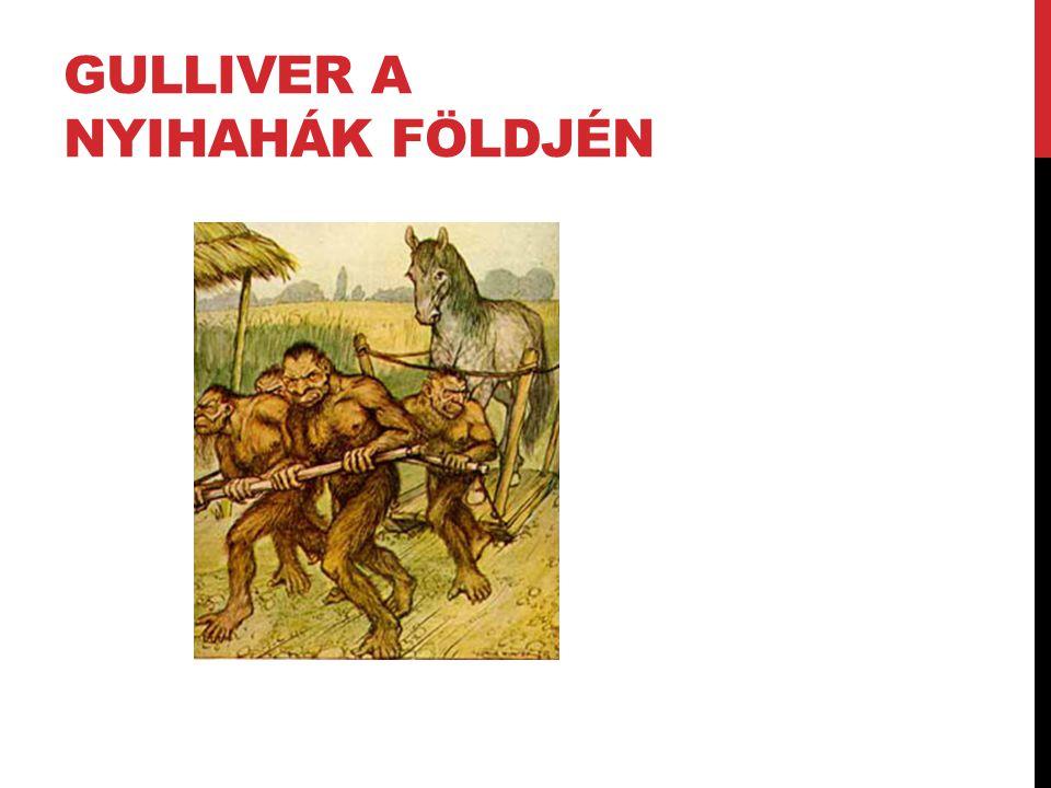 Gulliver a Nyihahák földjén