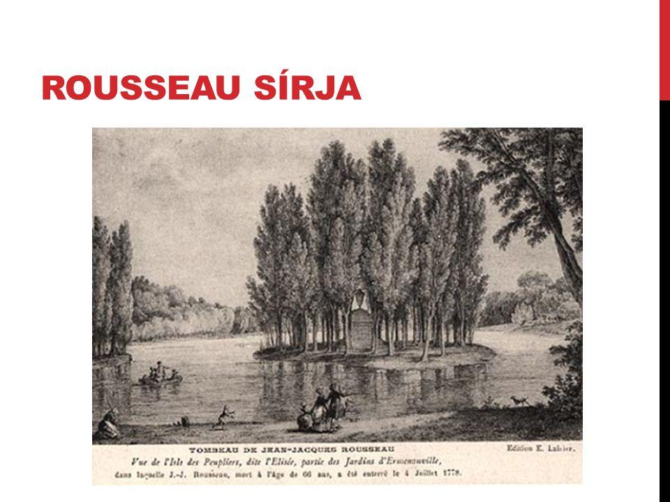 Rousseau sírja
