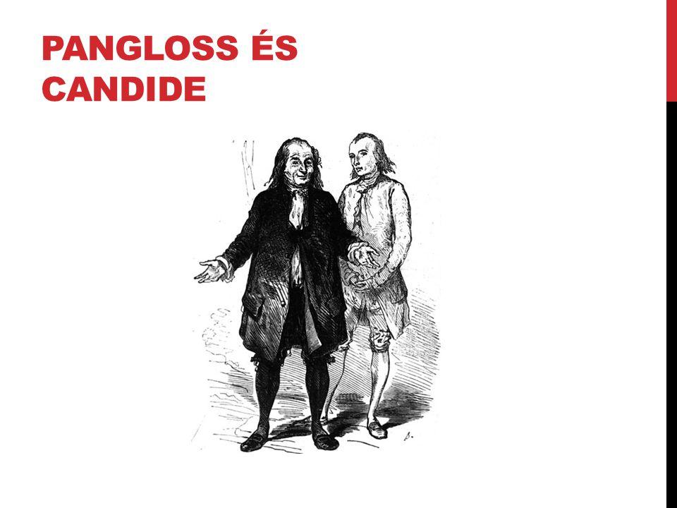 Pangloss és Candide