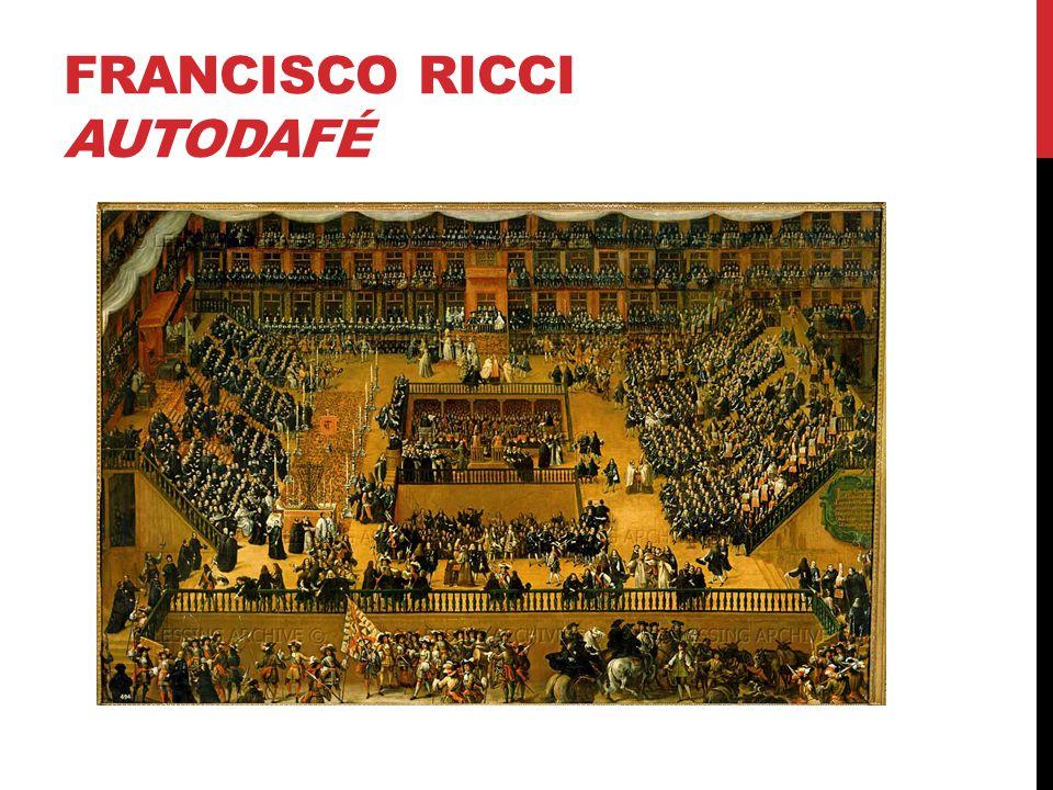 Francisco Ricci Autodafé