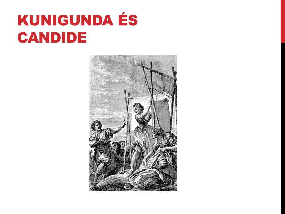 Kunigunda és Candide