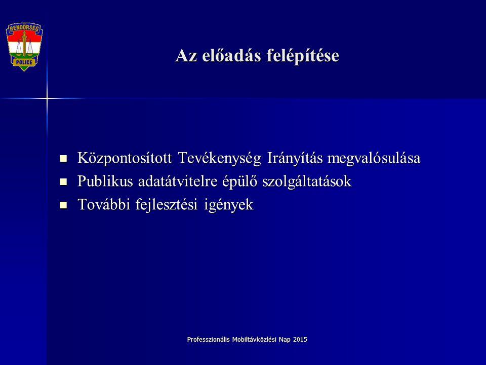 Professzionális Mobiltávközlési Nap 2015