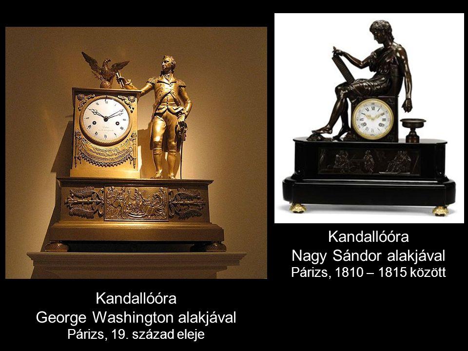 George Washington alakjával