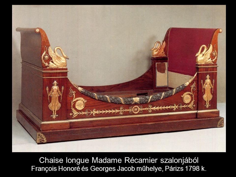 Chaise longue Madame Récamier szalonjából