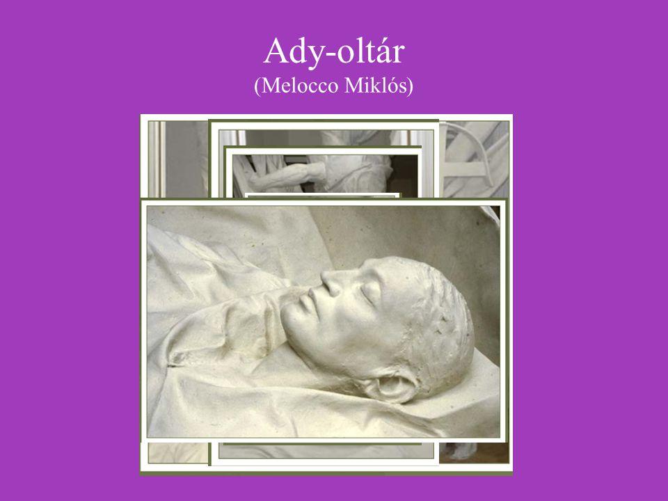Ady-oltár (Melocco Miklós)