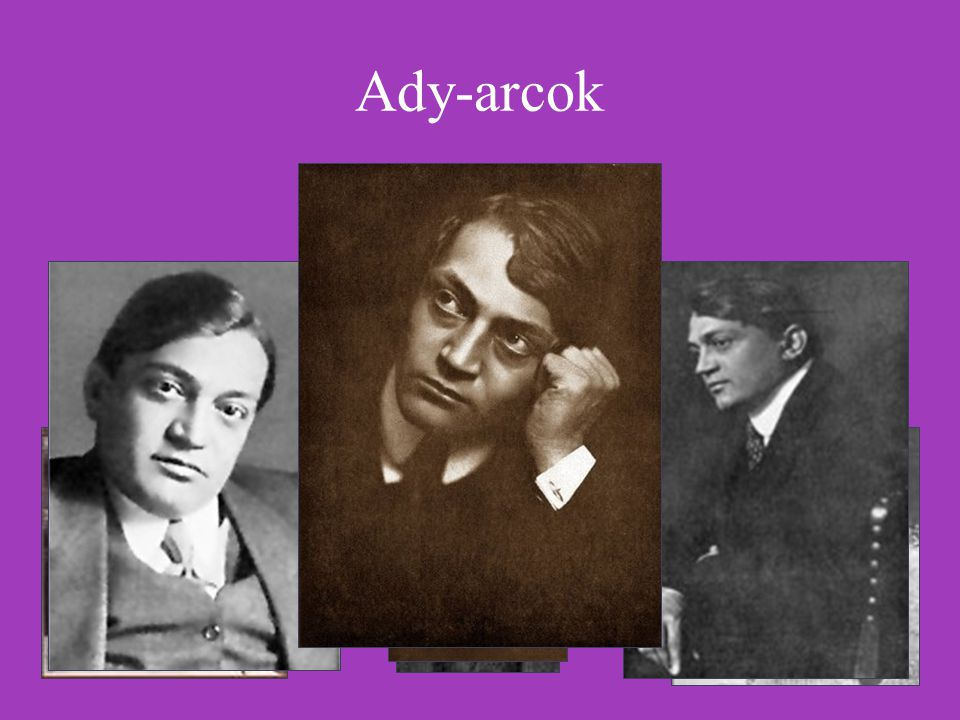 Ady-arcok