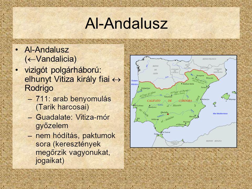 Al-Andalusz Al-Andalusz (Vandalicia)