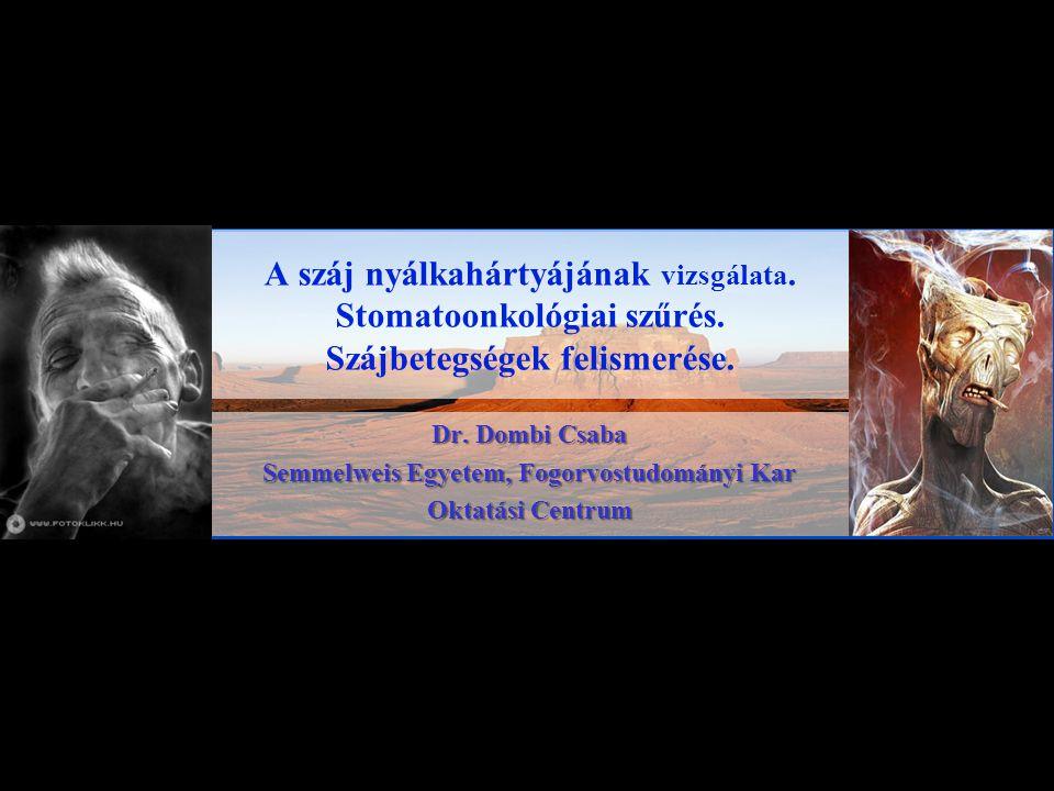 Semmelweis Egyetem, Fogorvostudományi Kar