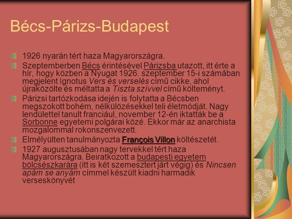 Bécs-Párizs-Budapest