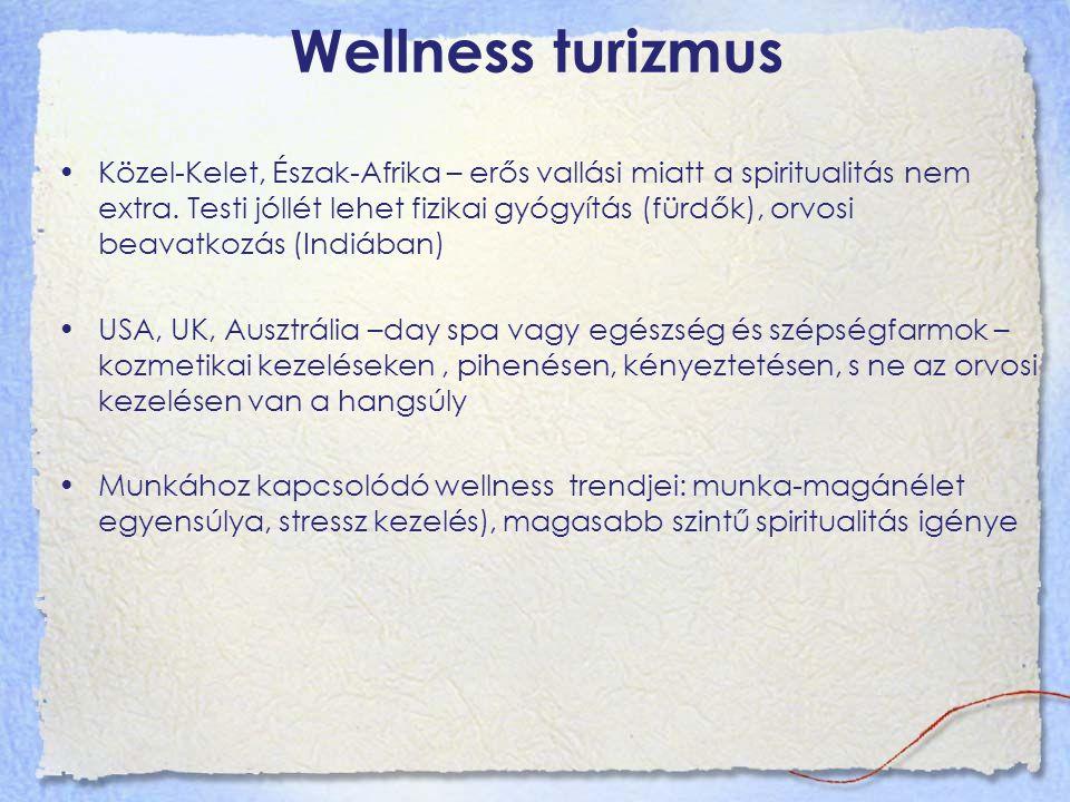 Wellness turizmus