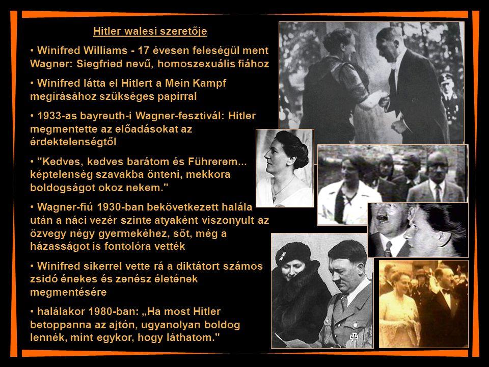 Hitler walesi szeretője