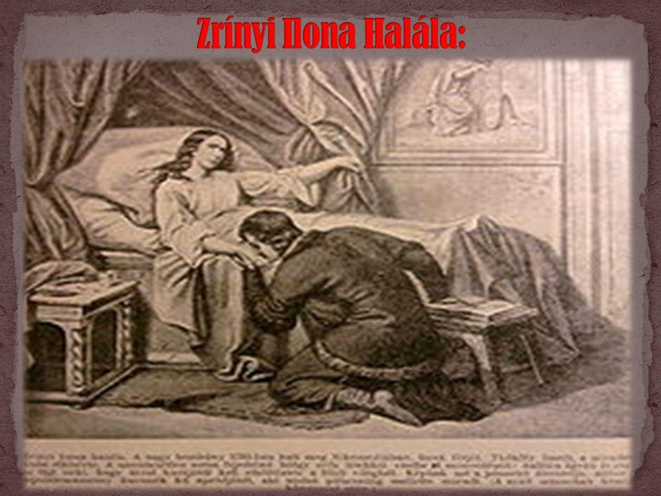 Zrínyi Ilona Halála: