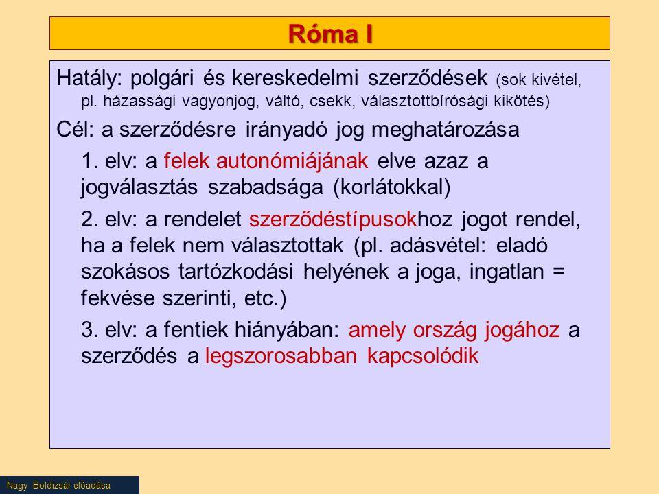 Róma I