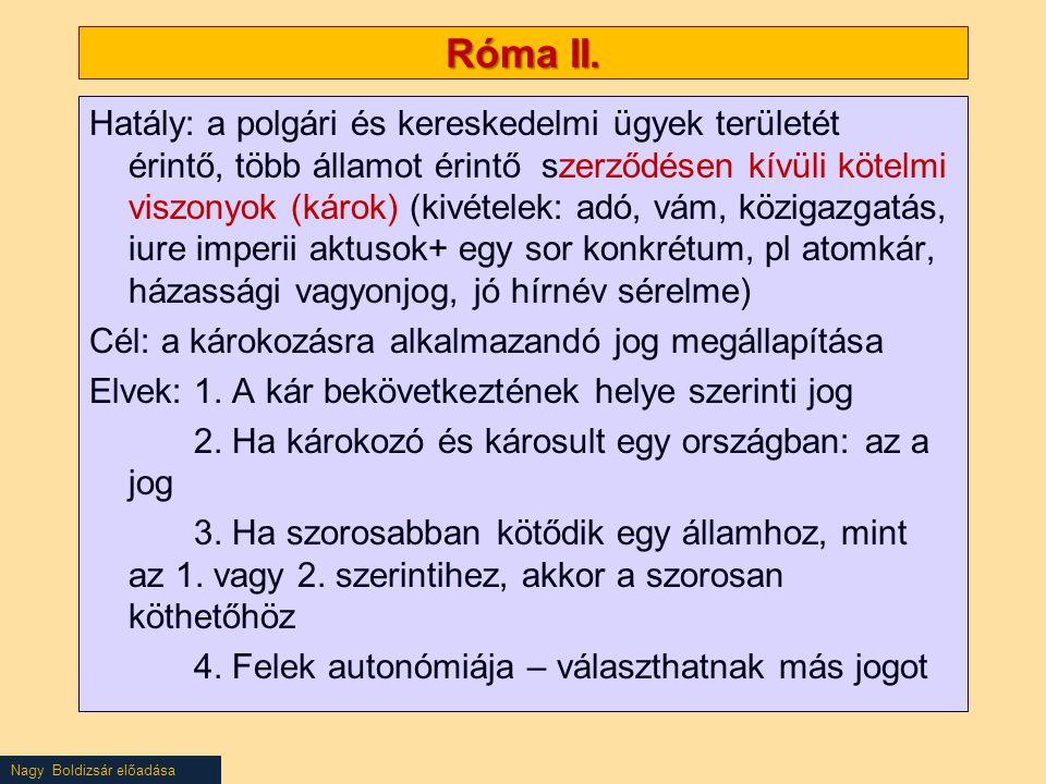 Róma II.