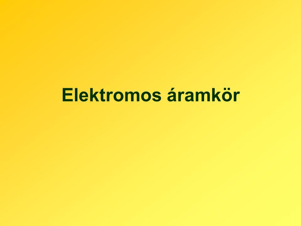 Elektromos áramkör
