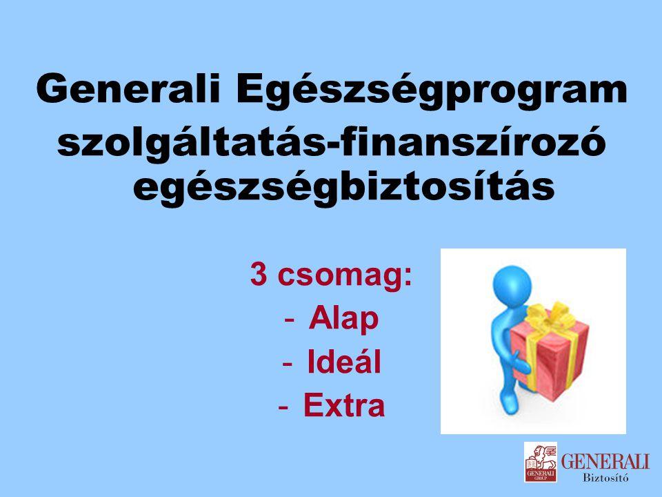 Generali Egészségprogram