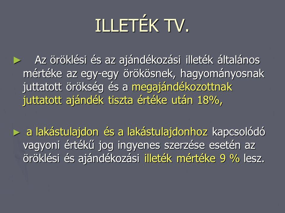 ILLETÉK TV.