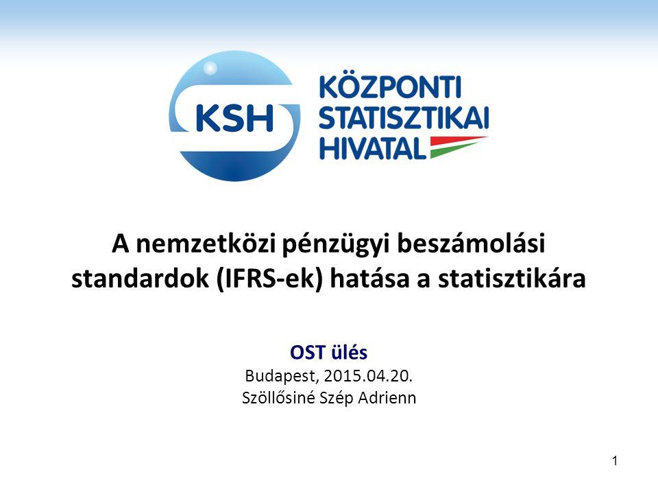 OST ülés Budapest, 2015.04.20. Szöllősiné Szép Adrienn