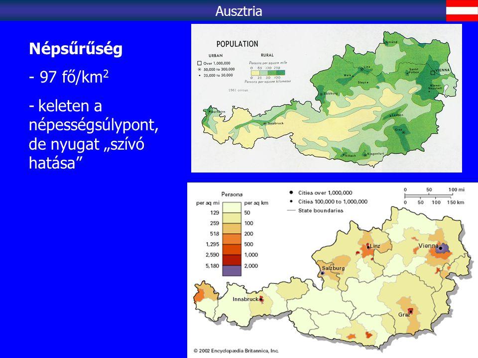 """keleten a népességsúlypont, de nyugat """"szívó hatása"""