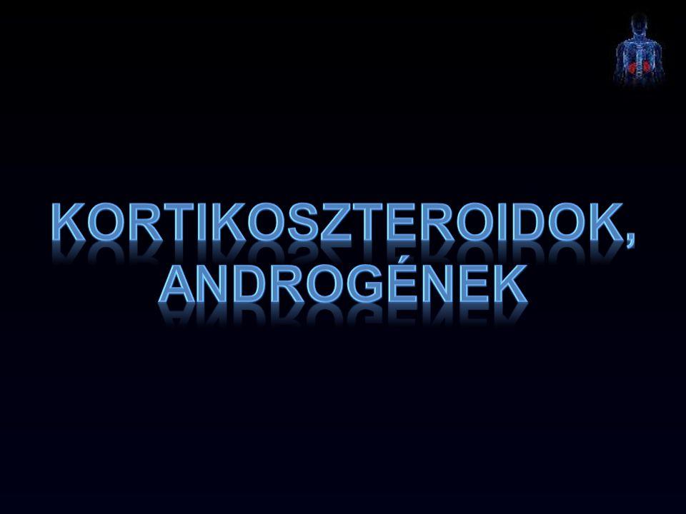 Kortikoszteroidok, androgének