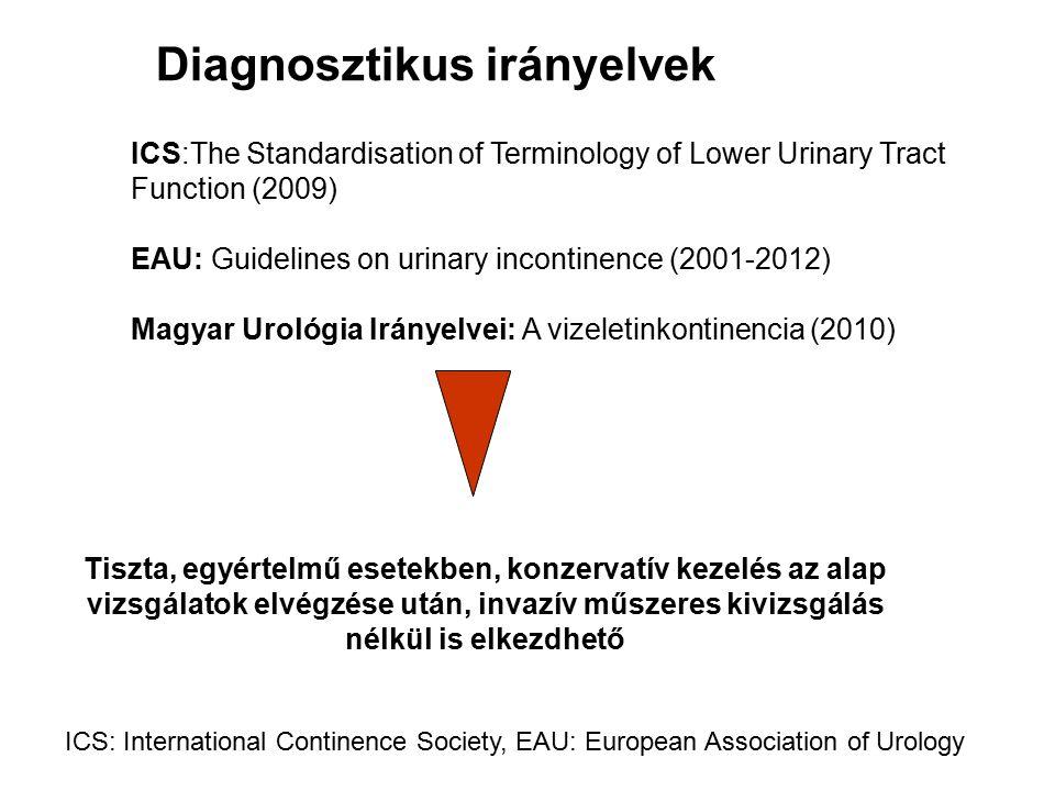 Diagnosztikus irányelvek