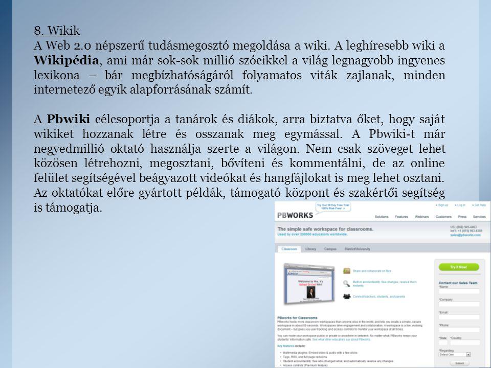 8. Wikik