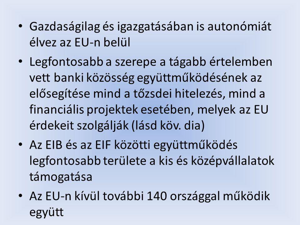 Gazdaságilag és igazgatásában is autonómiát élvez az EU-n belül