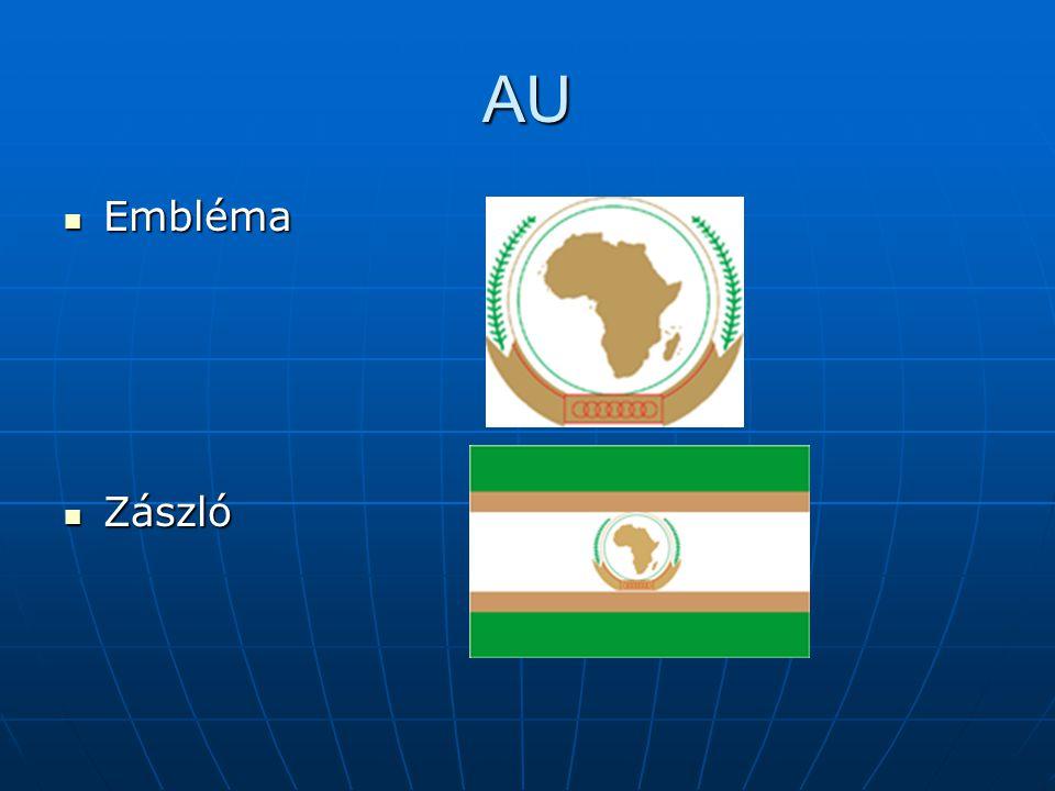 AU Embléma Zászló