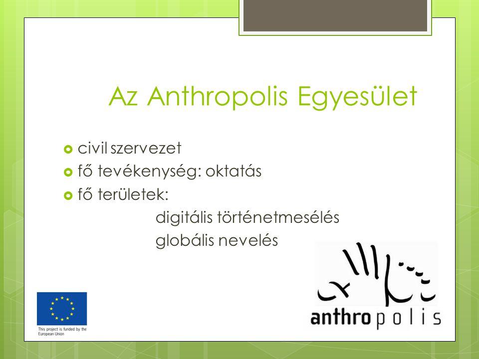 Az Anthropolis Egyesület