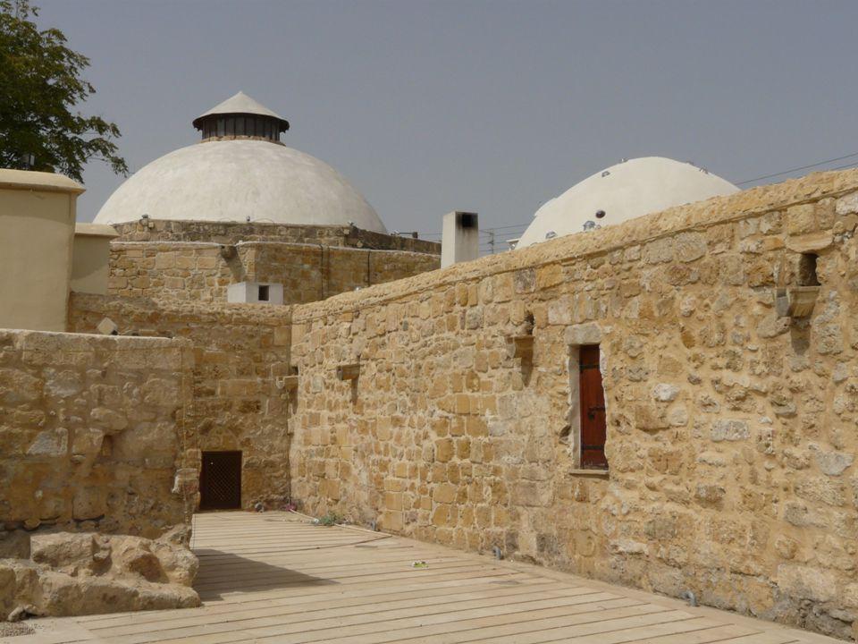 Omeriye Hammam, Nicosia – 14