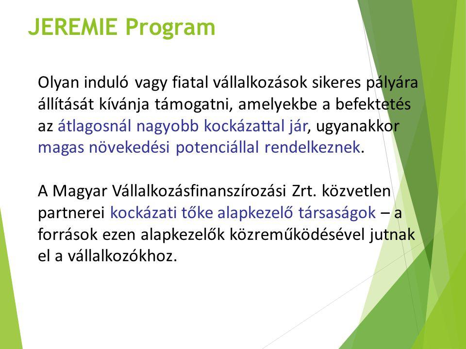 JEREMIE Program
