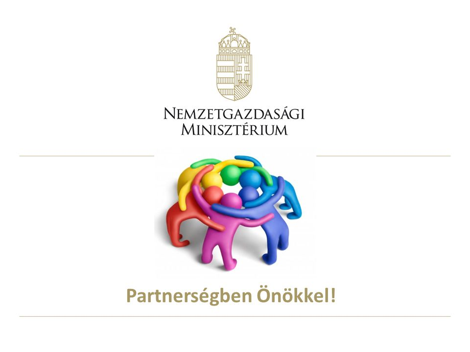Partnerségben Önökkel!