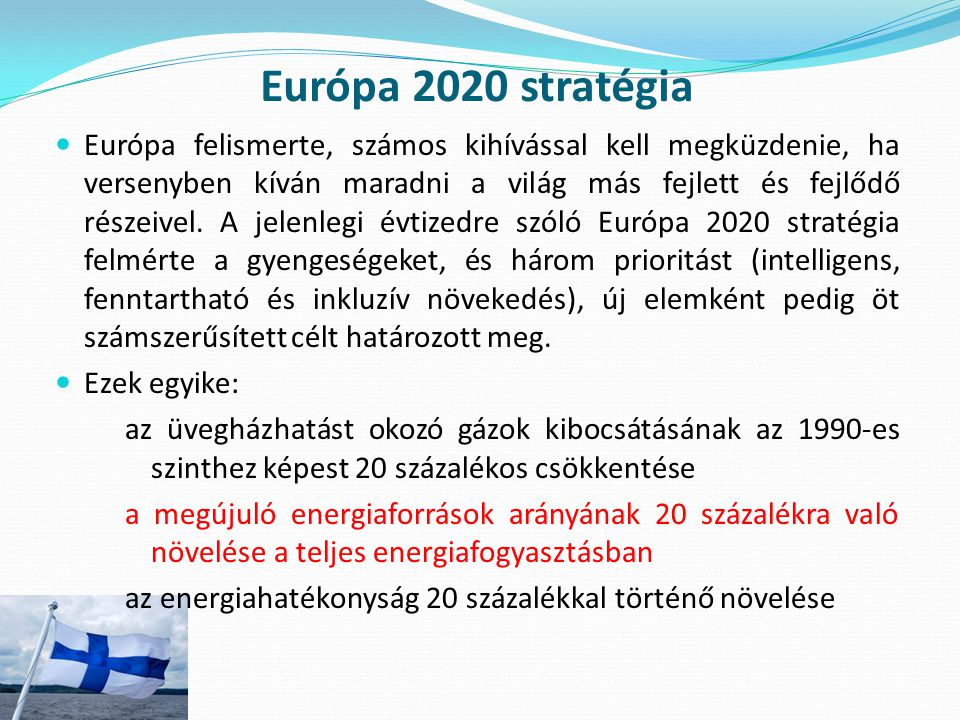 Európa 2020 stratégia