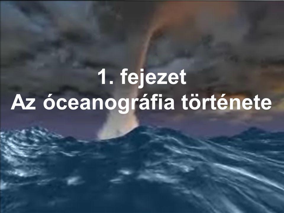 Az óceanográfia története