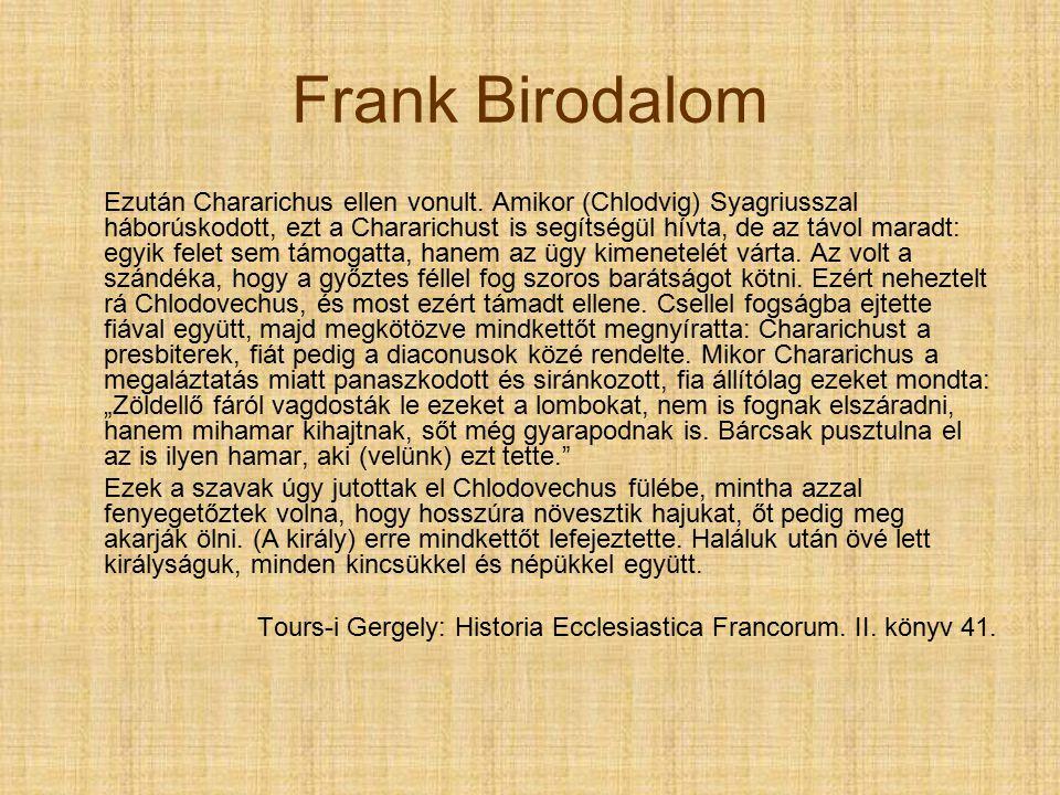 Frank Birodalom