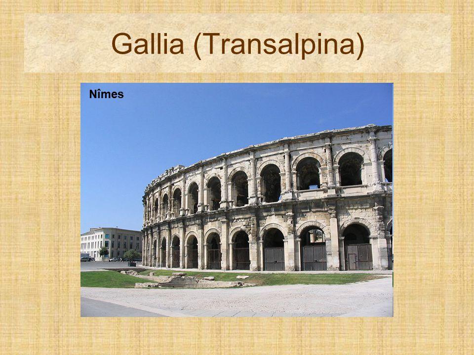 Gallia (Transalpina) Nîmes Pont du Gard Nîmes